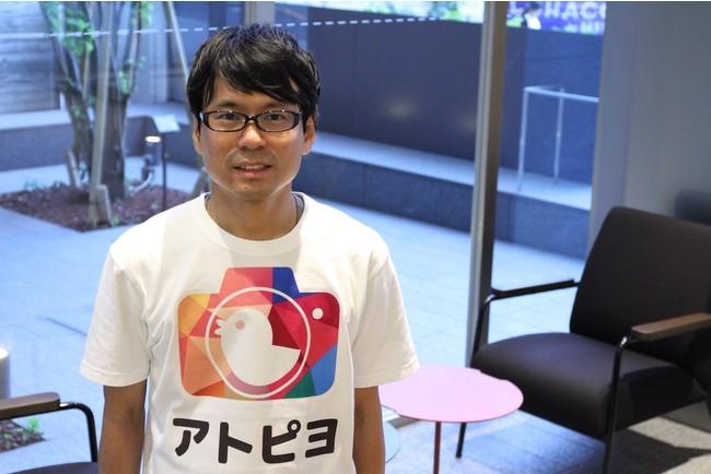 代表Ryotaro Ako-アトピヨ