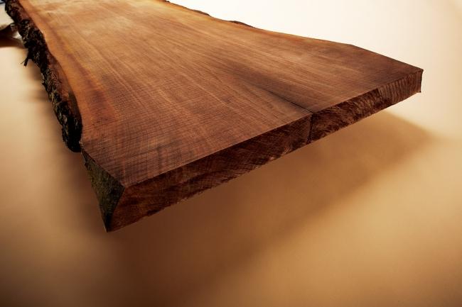 製材された木材