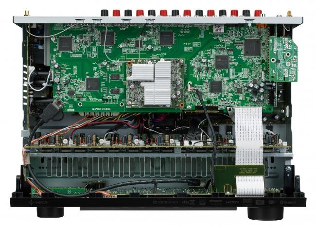 AVR-X2600H top open