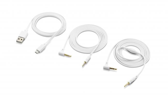 付属ケーブルは3種類