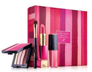 エスティ ローダー パワフル ピンク カラー コレクション