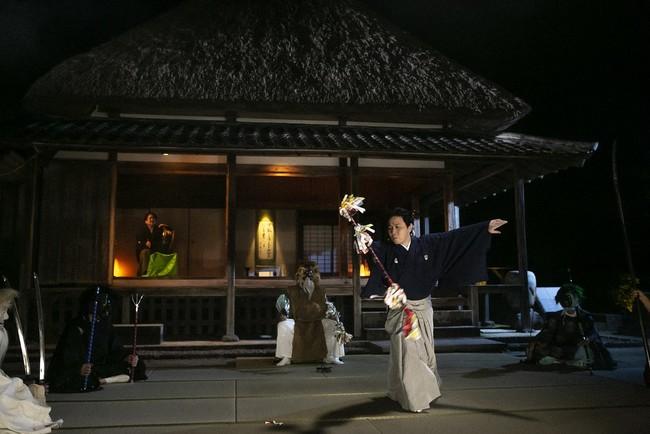 「シルクロード~春夏秋冬によせて~」 画像提供:芸団協