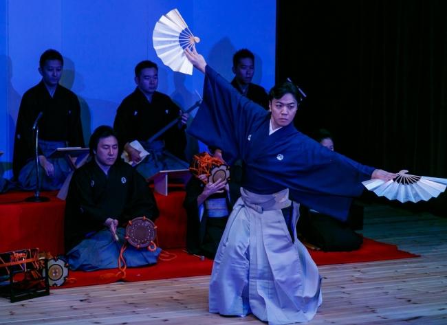 日本舞踊 画像提供:芸団協