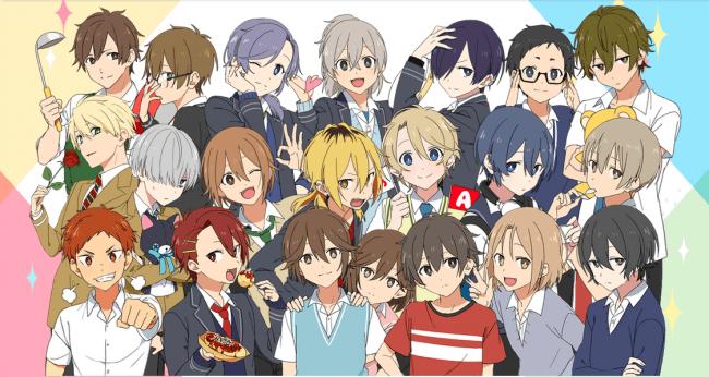 あなたのトークを闇可愛く!「○○男子Project」シリーズから新作LINEスタンプ「-闇男子2-」が2019年3月4日にリリース決定!