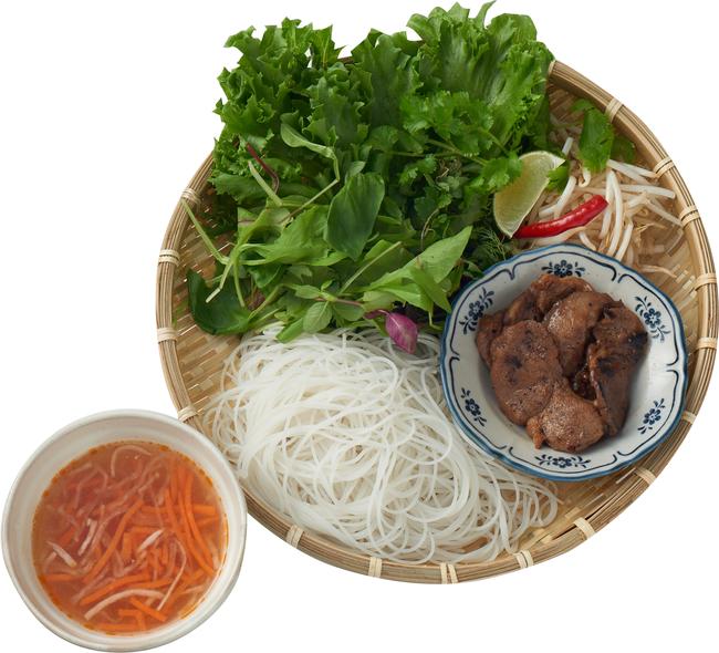 ベトナムつけ麺「ブンチャー 」