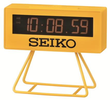 ■ミニタイマークロック ・SQ815Y 希望小売価格3,000円+税