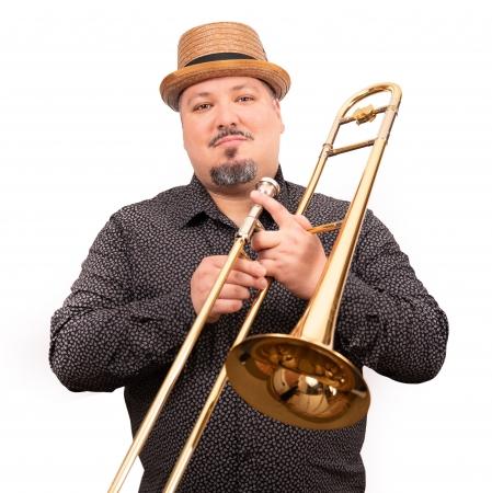 【マイケル・ディーズ(Trombone)】
