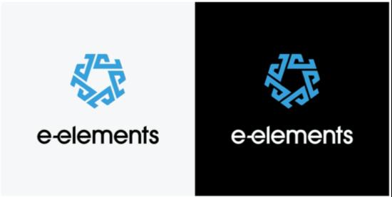 ※「e-elements」のロゴは①戦略 ②スピード ③メンタル ④トレーニング ⑤運  をイメージした5角形で構成