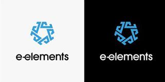 ※「e-elements」のロゴは1.戦略2.スピード3.メンタル4.トレーニング5.運 をイメージした5角形で構成