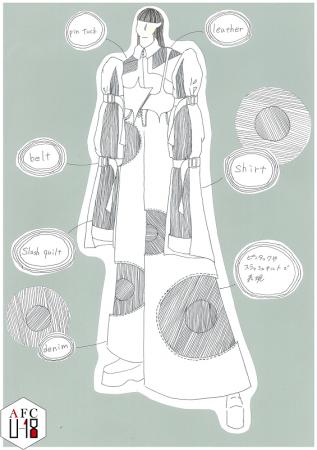 市野りお(いちの りお)/愛知県立名古屋西高等学校 『turn beautiful colors』