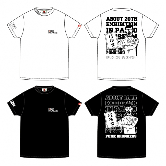 [PDSxPARCO]PARCO DRUNKERS.TEE