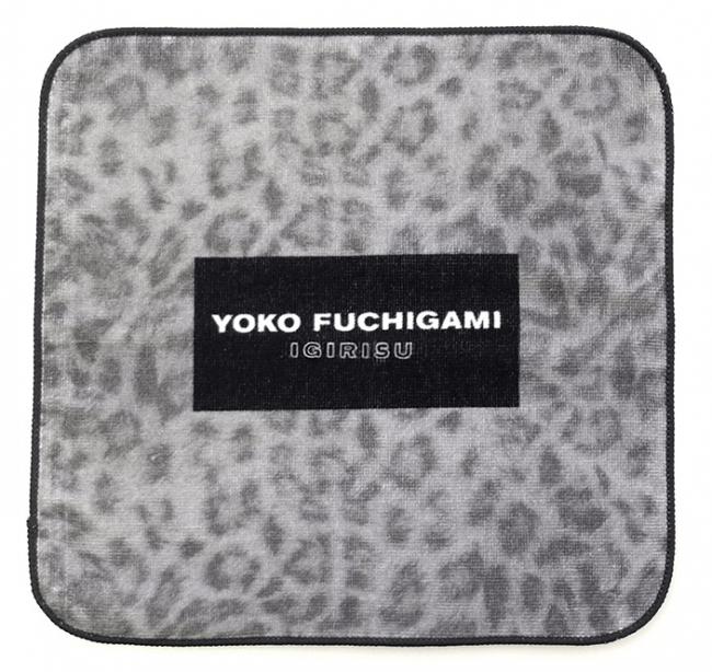 YOKO FUCHIGAMI ターバン柄ハンドタオル