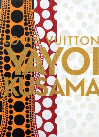 LOUIS VUITTON x YAYOI KUSAMA  — 2012
