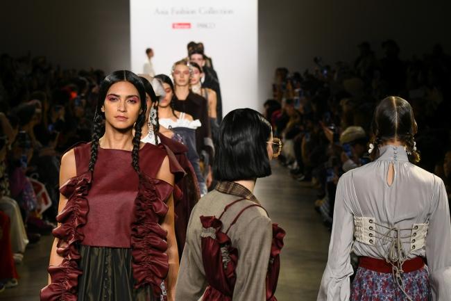 【バンタンとパルコ主催】Asia Fashion Collection 7th:アジアの若手デザイナーがNYFWでランウェイショーを開催