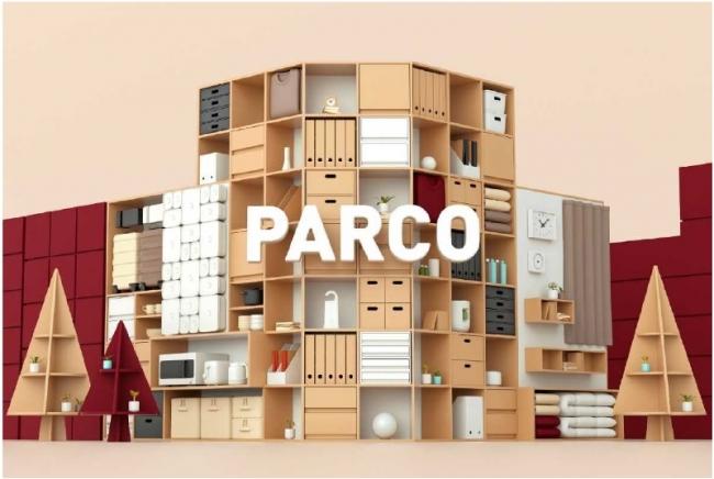 札幌PARCO 5・6F「無印良品」 3月27日RENEWAL