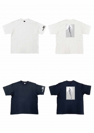Hajime Sorayama BACK PRINTED T-SHIRT