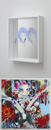上:Makoto Taniguchi/下:Masato Mori