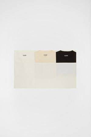 【日本限定・渋谷PARCO先行発売】3パックTシャツ オーガニックコットン ¥44,000+TAX