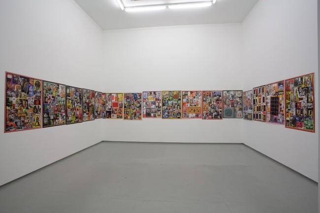 Installation view at Tomio Koyama Gallery, Tokyo, Japan (C)︎Tal R