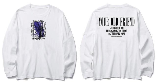 Long T-Shirt White