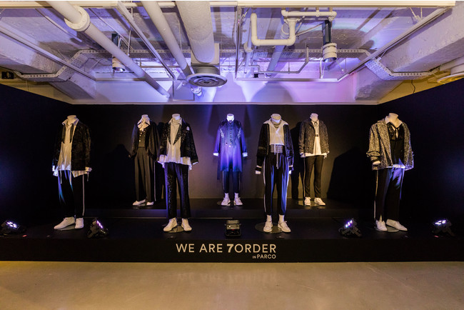 """7ORDER LIVE TOUR 2021""""WE ARE ONE""""で着用した 衣装展示1."""
