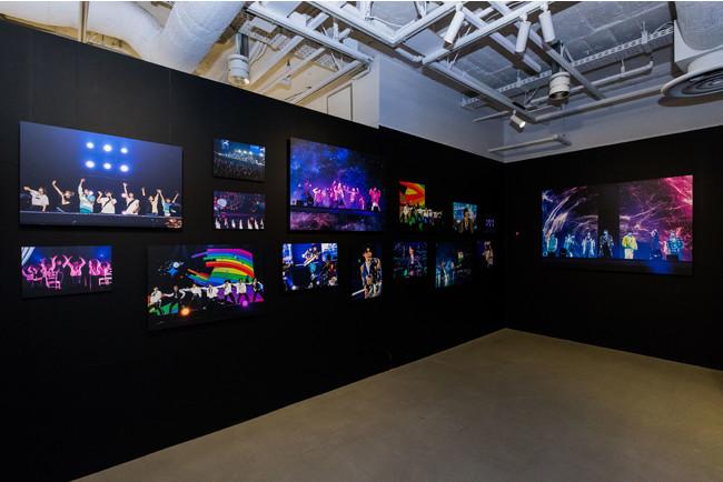 """写真家・浅田政志が撮影した7ORDER LIVE TOUR 2021""""WE ARE ONE""""の武道館でのライブ写真"""