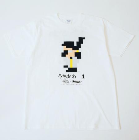 Tシャツうちかわ選手モデル