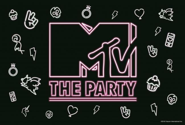MTV THE PARTY #MTV のヒストリーとクリエイティビティを体感できる初のエキシビション@池袋「PARCO MUSEUM」1/19~2/5 #PARCOART #音楽 #パルコミュージアム #PARCO #パルコ @ 池袋パルコ本館7F 「PARCO MUSEUM」 | 豊島区 | 東京都 | 日本