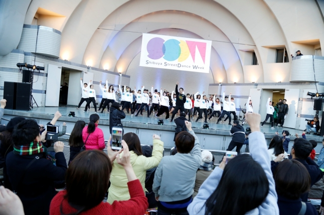 DANCE  WITH music (2017)