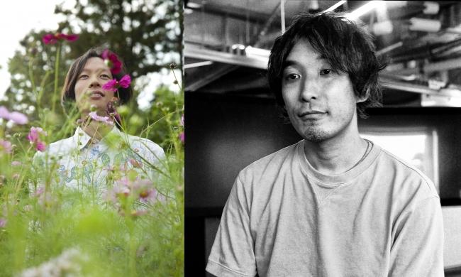 3.オオルタイチ(左)4.kynd (Kenichi Yoneda)(右)