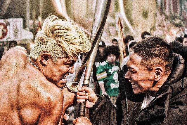 """(C)2014 INOUE SANTA / """"TOKYO TRIBE"""" FILM PARTNERS"""