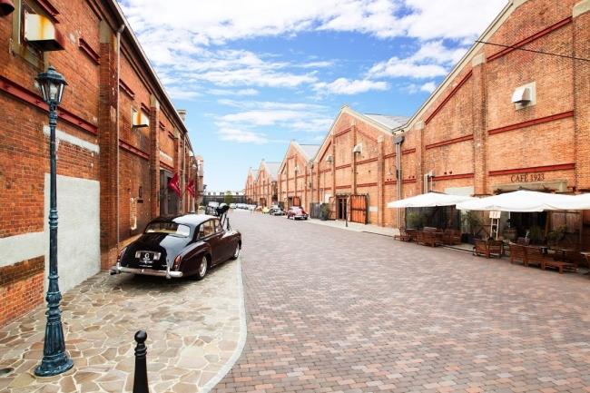 約3,000坪もの広大な敷地にあるクラシックカー博物館 GLION MUSEUM