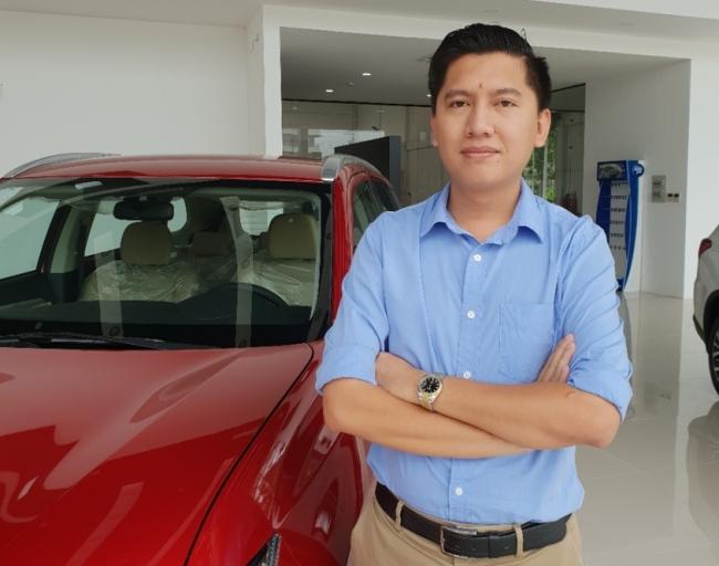 •G-Stars Automobile LLC 代表 ニョック(Vi Nhat Ngoc)氏