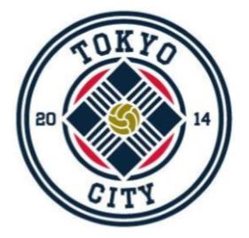 TOKYO CITY F.C.ロゴ
