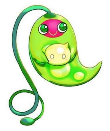 """『はたらく細胞 ユーグレナ編~ユーグレナで、免疫細胞がもっと強くはたらく!~』の""""ユーグレナさん"""" (C)清水茜/講談社"""