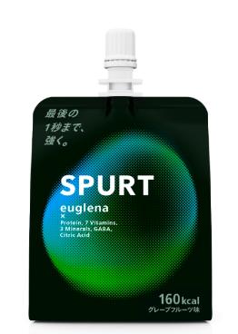 スポーツ用ゼリー飲料 「SPURT(スパート)」