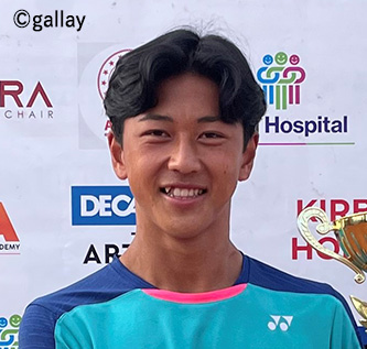 小田 凱人選手