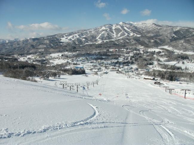 郡上市スキー場イメージ