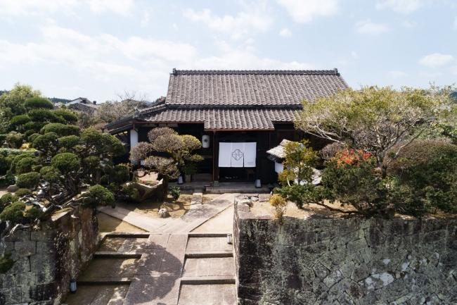 Nazuna 飫肥 城下町温泉-小鹿倉邸 外観