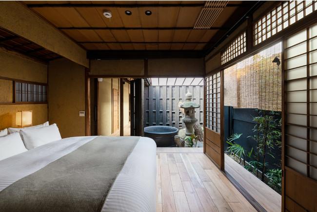 「Nazuna 京都 御所」客室