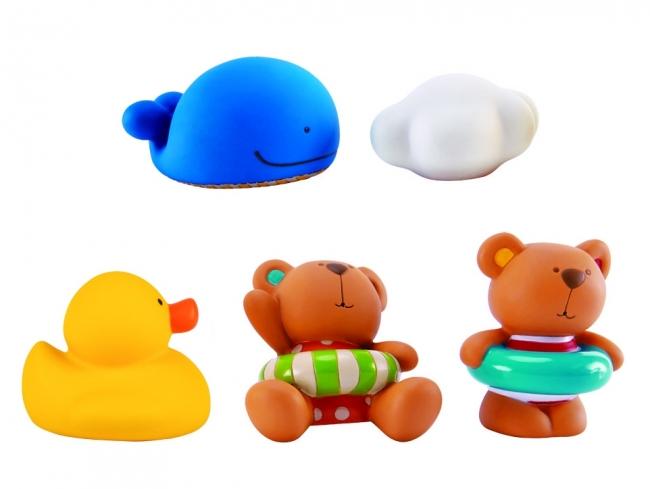 テディ&フレンズ 水遊びセット