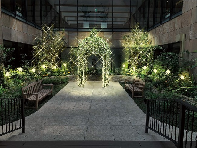 28階ガーデンパティオイメージ