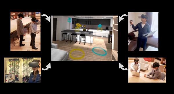 VR空間で住宅設計・販売する「超建築VR」を本格始動!5月にプライベート体験会を開催予定 ~ ハウスメーカーとVR空間を共有したテレワークで、VR住宅展示場も開発中 ~