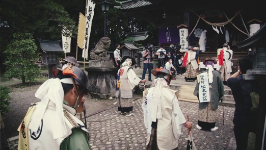 野馬懸(相馬小高神社)