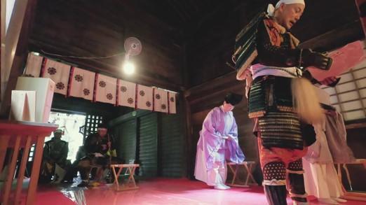 奉上祭 (相馬中村神社)