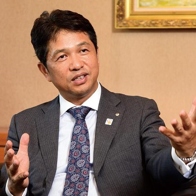 茨城県 知事 大井川和彦 氏