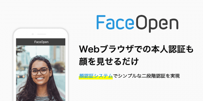 FaceOpen説明