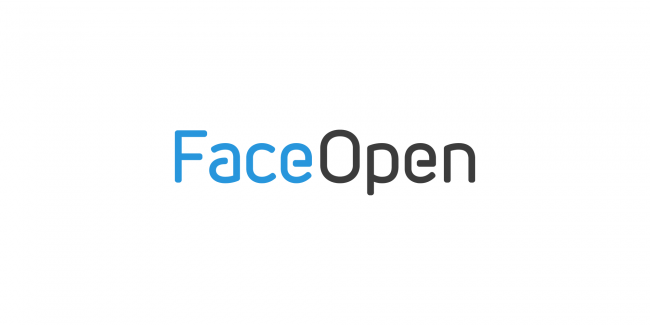 FaceOpenロゴ