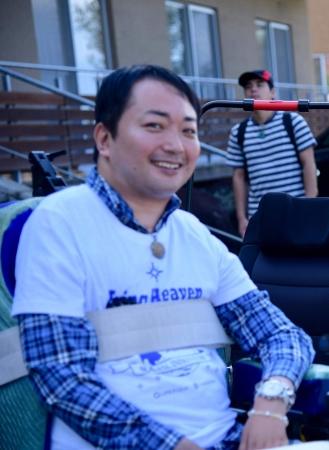 NPO法人国際障がい者活躍社会創造協会 代表理事 山口和宏