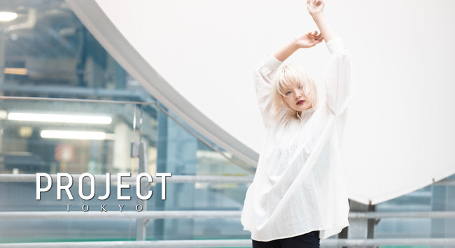 PROJECT TOKYO 2021 March展のビジュアル
